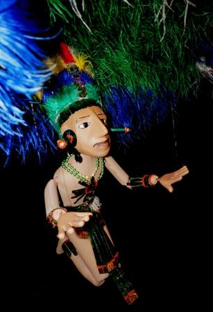 вождь индейцев в мексике
